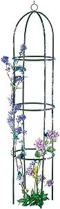 Collections Etc 6ft Garden Plant Trellis, Green