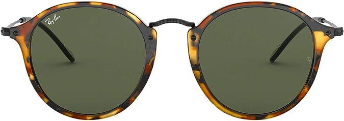 TALLA 52. RAY-BAN RB 2447 Gafas de sol, Spotted Black Havana