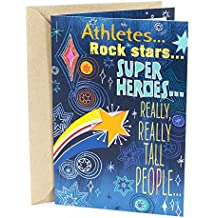 Hallmark Father's Day Greeting Card for Dad (You're Someone to Look Up To)