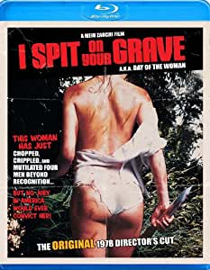 I Spit on Your Grave [Blu-ray]