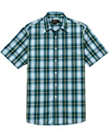 Pendleton Men's Fremont Shirt Blue/Navy/White Plaid