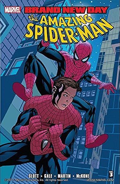 Spider-Man Flying Blind NEW Marvel Graphic Novel Comic Book