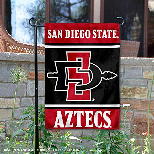 College Flags and Banners Co. San Diego State Aztecs Garden Flag
