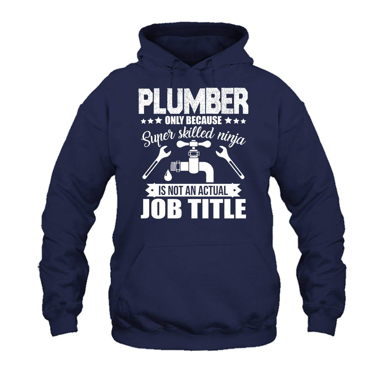 Hoodie AreFrog Plumber Job Title Tee Shirt Sweatshirt