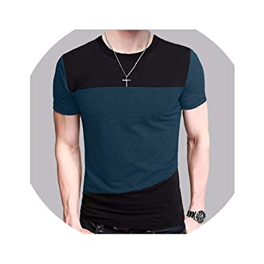 2773692e 6 Designs Mens T Shirt Slim Fit Crew Neck T-Shirt Men Short Sleeve Shirt  Casual Tshirt Tee Tops Short Shirt at Amazon Men's Clothing store:
