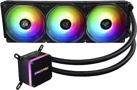 Enermax Liqmax - Refrigeración líquida Negro 360: Amazon.es: Informática