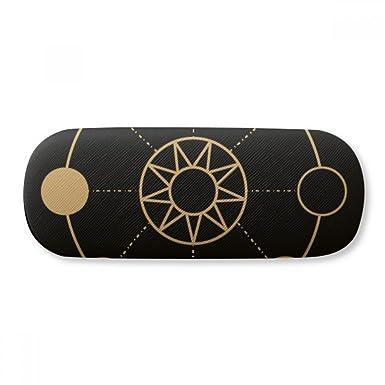 Amazon.com: Sun Moon - Estuche para gafas, diseño de totem ...