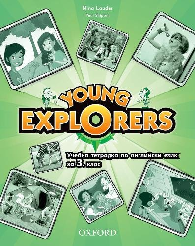 Young Explorers - Activity Book. Level 1