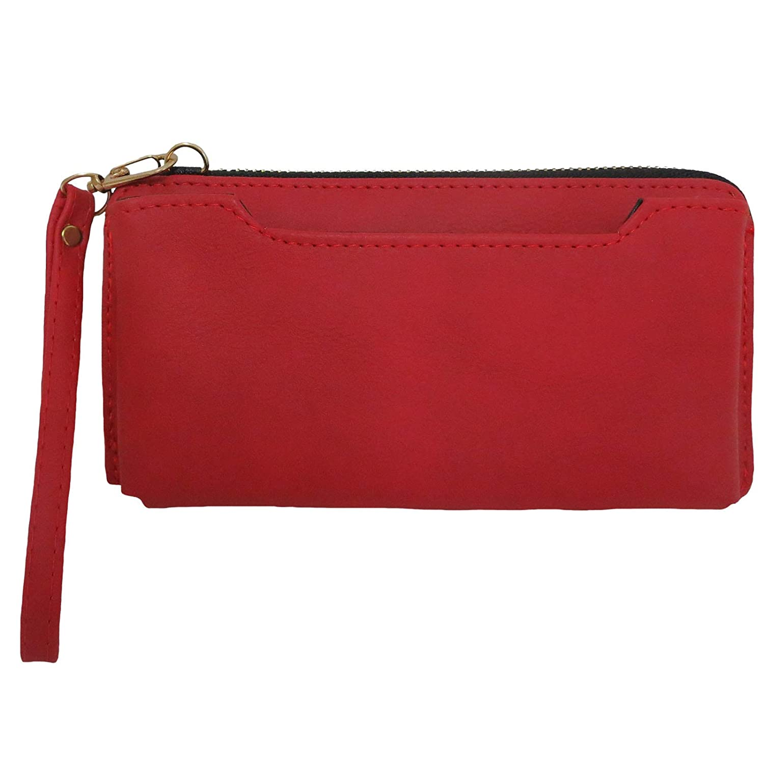 Faux Leather Women's Cell...