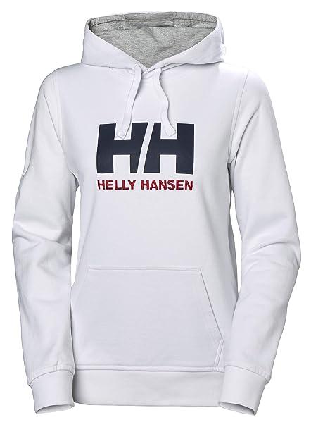 Helly Hansen HH Logo - Midlayer Mujer - Blanco 2019