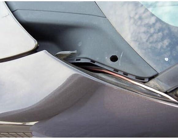Black FS9393F5 Covercraft Custom Fit Car Cover for Select Chevrolet Nova Models Fleeced Satin