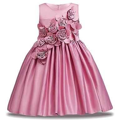 Amazon Com Weonedream Girl Dress For Weddings Parties Birthday Gift