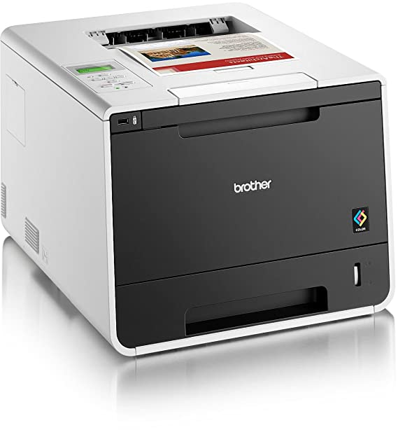 Brother HL-L8250CDN - Impresora láser Color (Red Cableada y dúplex automático)