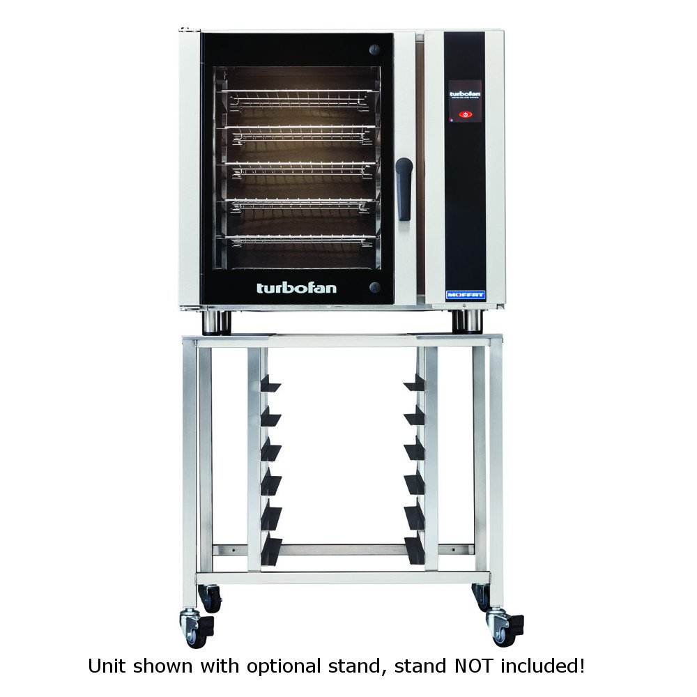 Moffat E35T6-26 Turbofan Electric Countertop Convection Oven, (6) Full-Size Sheet Pan Capacity With Touch Screen Controls