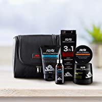 Brylcreem Men's Grooming Kit (Travel Bag Free)