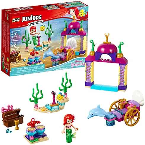 LEGO Juniors Ariel's Underwater Concert 10765 Building Kit (92 Piece)