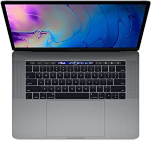 Apple MacBook Pro with Touch Bar - 15.4 Inch - Core i9 - 16GB RAM - 1TB SSD - 560X - English