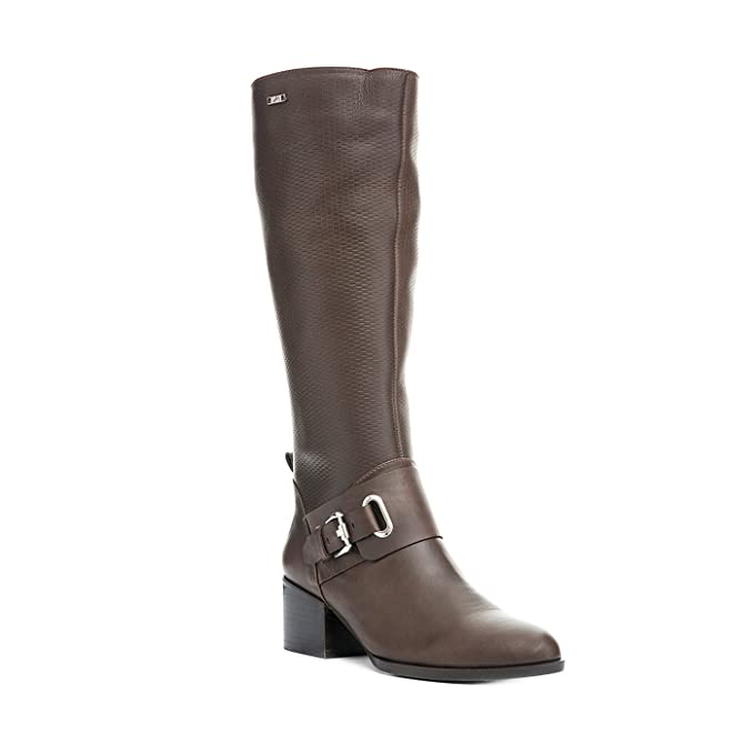 Amazon.com: VELEZ Women Genuine Colombian Leather High Boots | Botas de Cuero Colombianas: Clothing