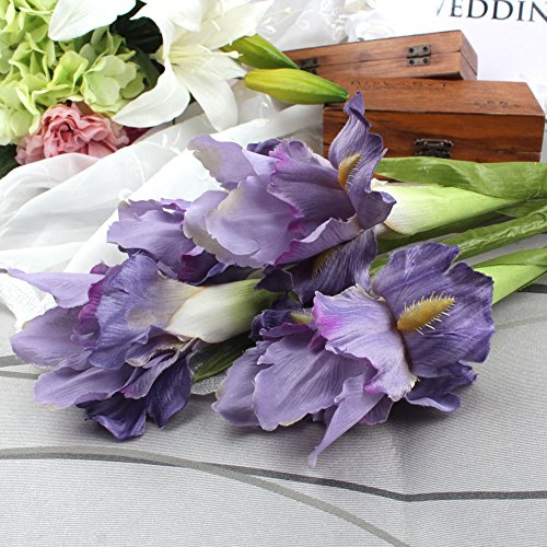 AerWo-5Pcs-Artificial-Silk-Flower-Bridal-Real-Touch-Iris-Flower-for-Wedding-Party-Banquet-Home-Decoration-Lavender
