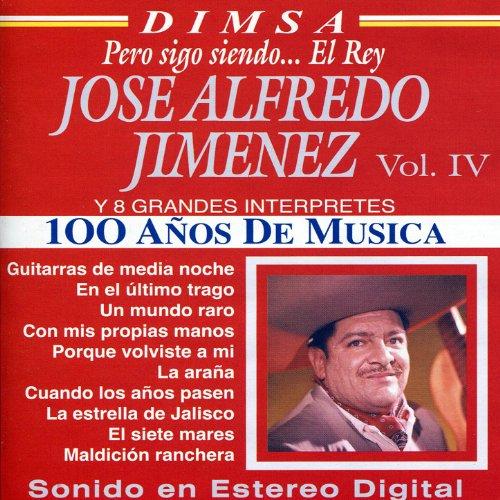 Jose Alfredo Jimenez, Vol. IV