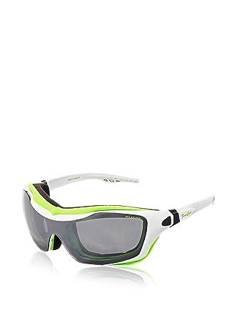 Black Canyon - Gafas polarizadas para nieve multicolor weiß/grün Talla:1