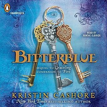 Amazon. Com: bitterblue: graceling, book 3 (audible audio edition.