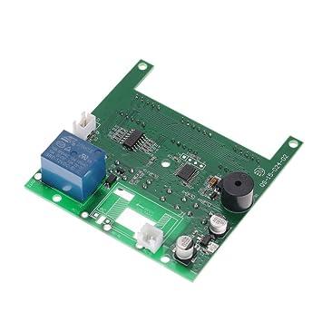 40-120°C DC12V Intelligent Digital Led Thermostat Temperature Controller Sensor
