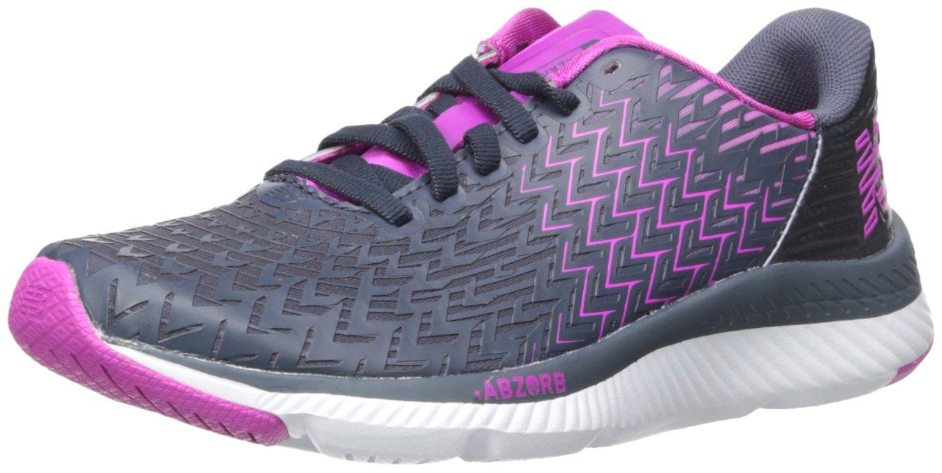 New Balance Women's Razah V1 Running Shoe B01NA8VJP7 5.5 D US Thunder/Poisonberry
