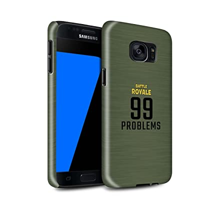 STUFF4 Phone Case/Cover for Samsung Galaxy S7/G930 / FN