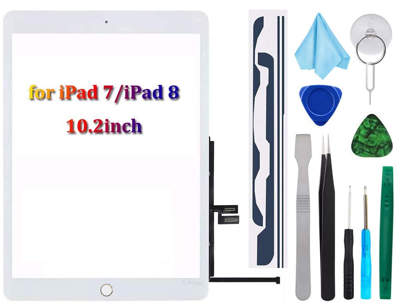 """Repuesto Pantalla Blanca Para iPad 7ª/8ª generación 10.2"""""""