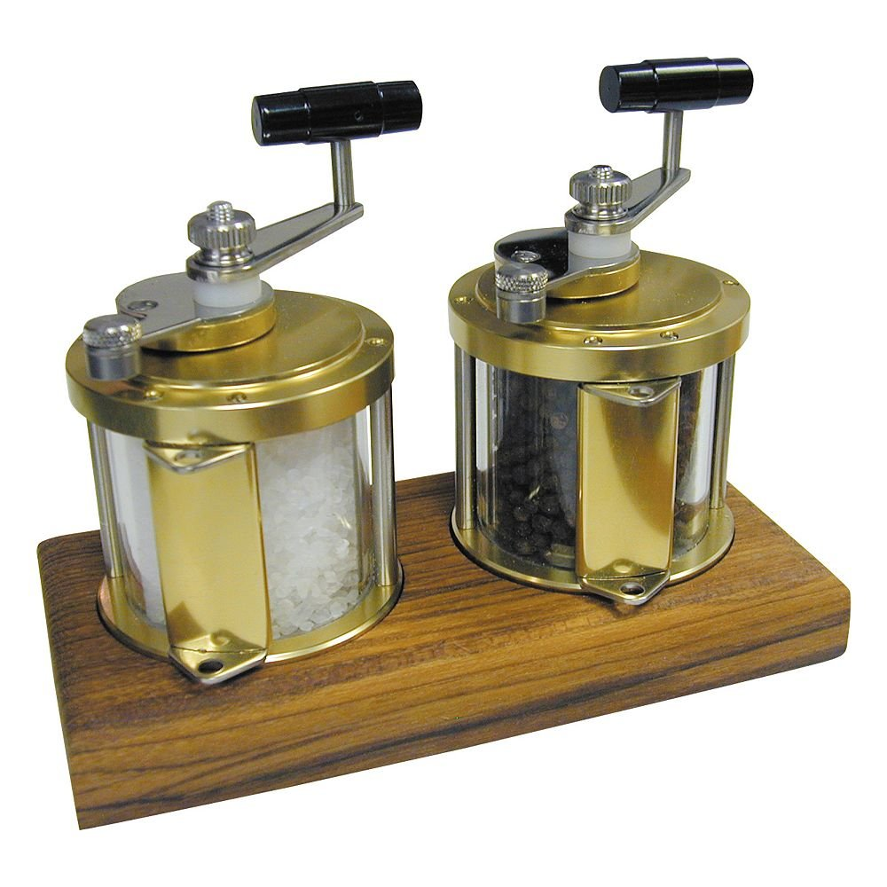 Big Game Reel Salt and Pepper Mills