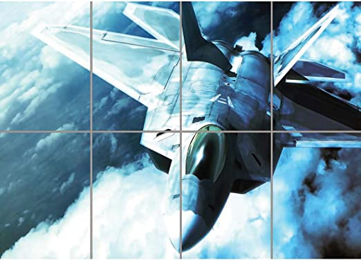 F22 RAPTOR FIGHTER JET PLANE NEW GIANT POSTER WALL ART PRINT PICTURE G127