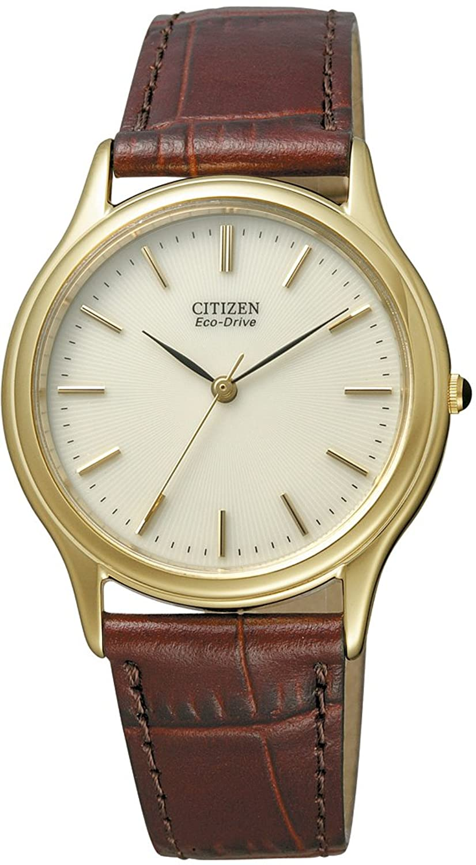[シチズン]CITIZEN 腕時計 CITIZEN-Collection シチズンコレクション Eco-Drive エコドライブ サファイアガラス ペアモデル FRB59-2253 メンズ B0012UNY2I