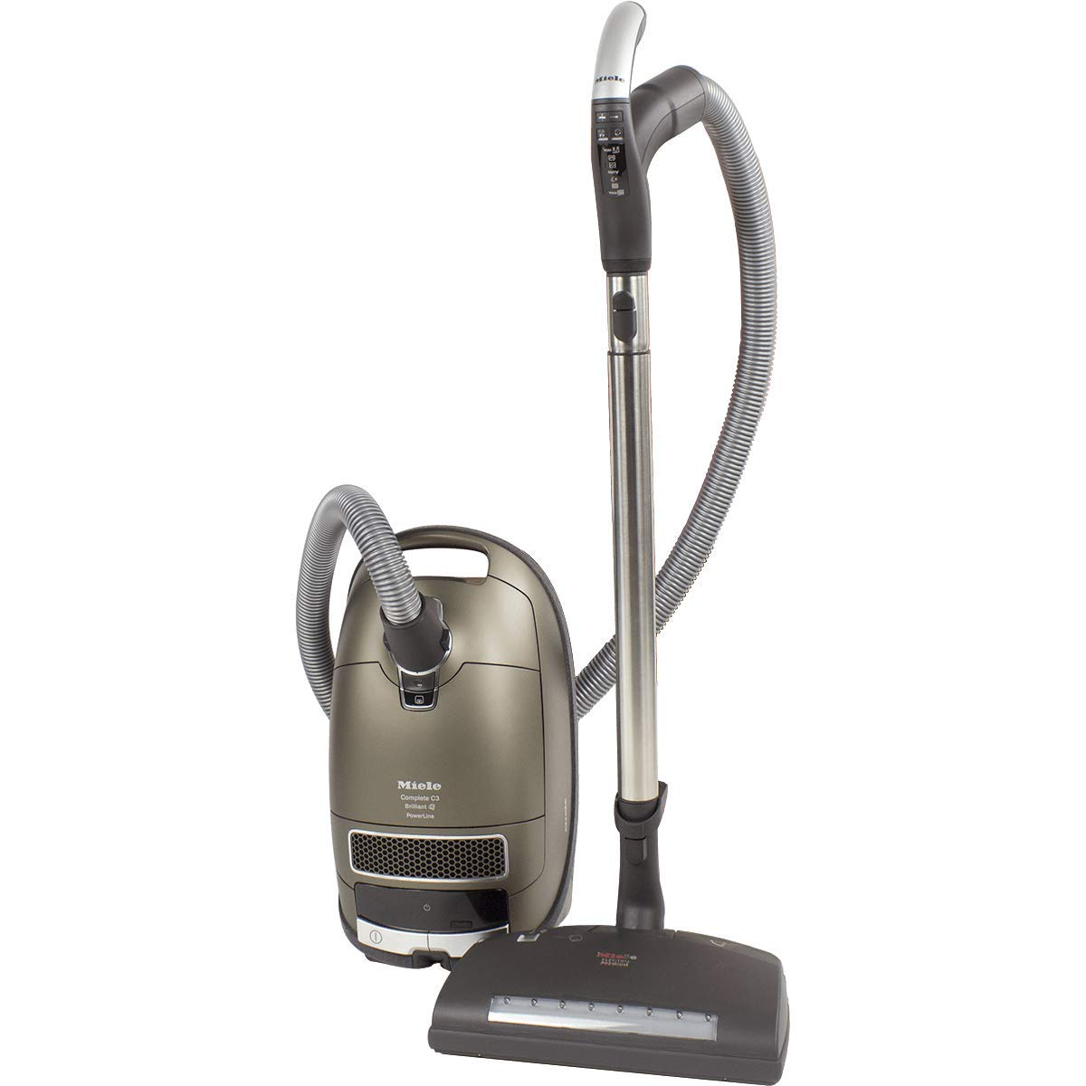 Miele Complete C3 Brilliant PowerLine Canister Vacuum Cleaner SGPE0 with SEB 236