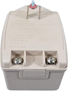 Pittway AM-1651500A-1 Alarm Transformer Class 2 P/N 1321 16.5VAC 25VA OEM