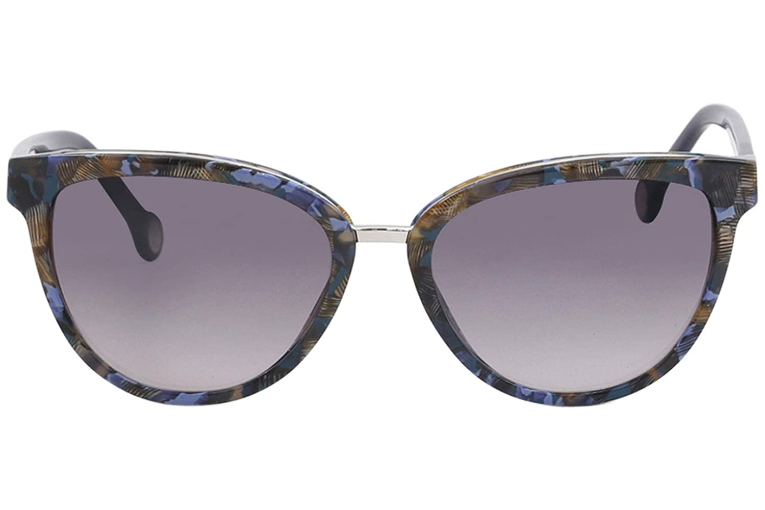Amazon.com: Carolina Herrera Designer Sunglasses SHE688-0719 ...