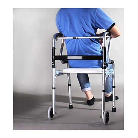 Amazon.com: PIWYHOW - Andador de pie de altura ajustable ...