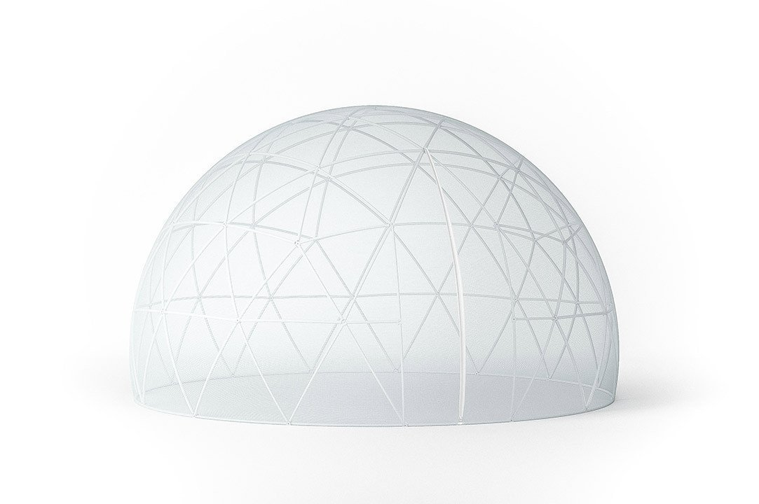 Mosquito Net Cover Accessory for the Garden Igloo by Garden Igloo (Image #3)