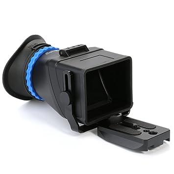 Universal BioingsTM 7,62 cm/8,13 cm LCD 3 x visor lupa execración ...