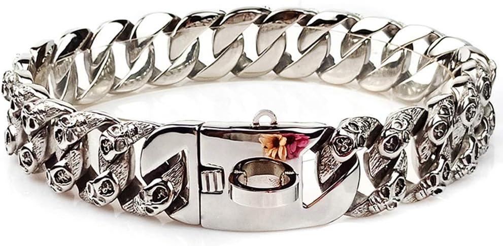 collares bonitos para perros cadena joya labrada