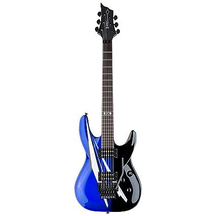 DBZ/diamantes guitarras barrx-fr-r6 Barchetta RX Series Floyd Rose Guitarra eléctrica