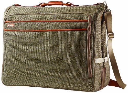 Hartmann Luggage Tweed Belting Garment Bag, Walnut Tweed, One Size by Hartmann
