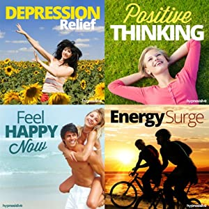 Burst Out of Depression Hypnosis Bundle Speech
