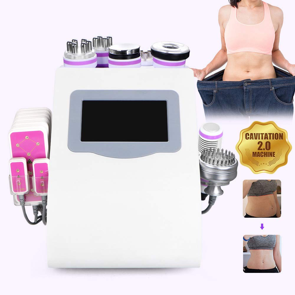 Ariana Spa Supplies 9 in 1 RF RF Face & Body Slimming & Shaping Treatment Device Machine [US Warranty & US Based Tech Support] by Ariana Spa Supplies