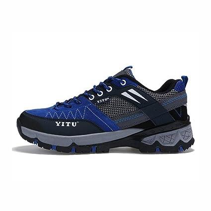 cbf0b9a65851 Amazon.com : YaXuan Outdoor Hiking Shoes, Men Sports Shoes, Running ...