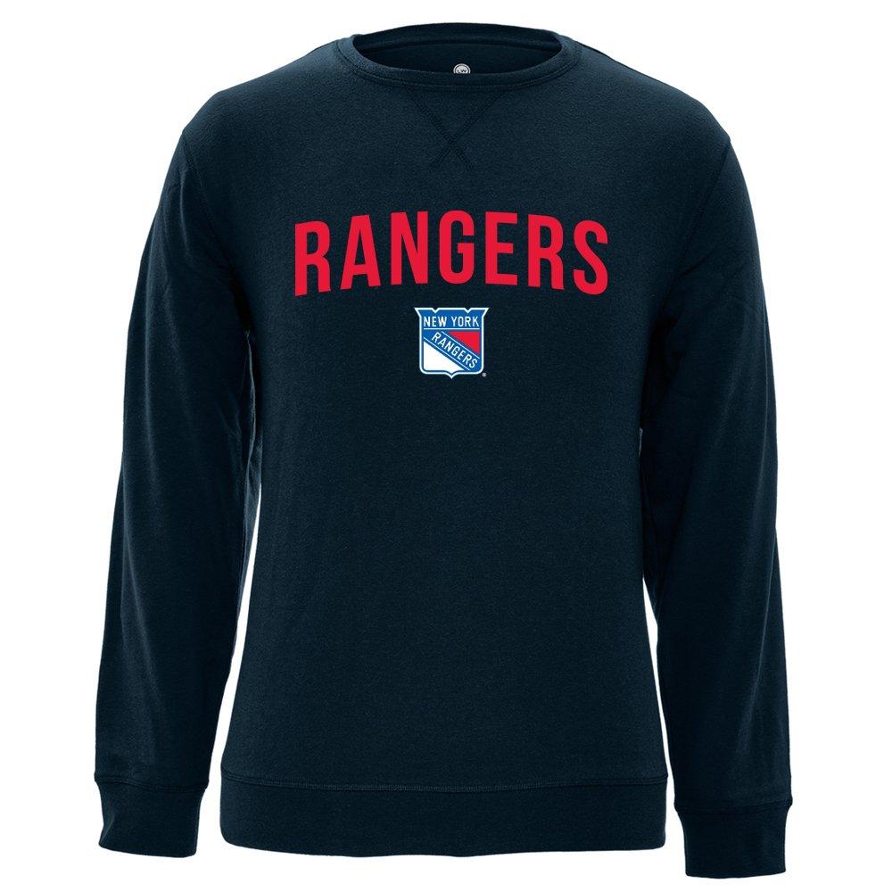 27b594597 Amazon.com  Levelwear LEY9R NHL Mens City Crew OG Crewneck Sweatshirt   Sports   Outdoors