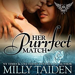 Her Purrfect Match Audiobook