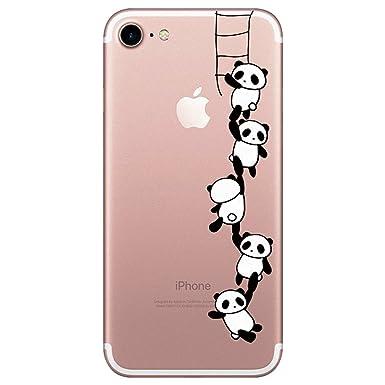 cover iphone 7 panda