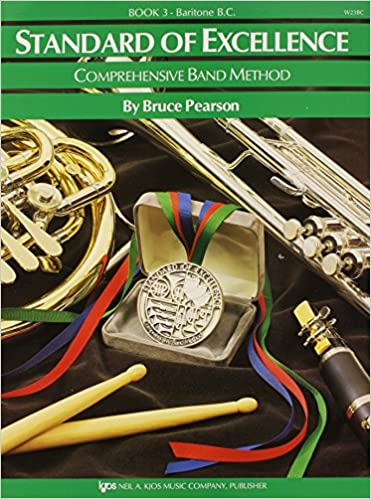 w22bc standard of excellence book 2 baritone bc standard of excellence comprehensive band method