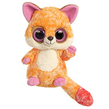 Aurora World Ruby la Yoohoo and Friends – Escultura de Fox – Peluche (Tamaño Mediano